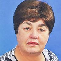 Галина Свистунова