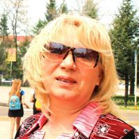 Лариса Шестопалова