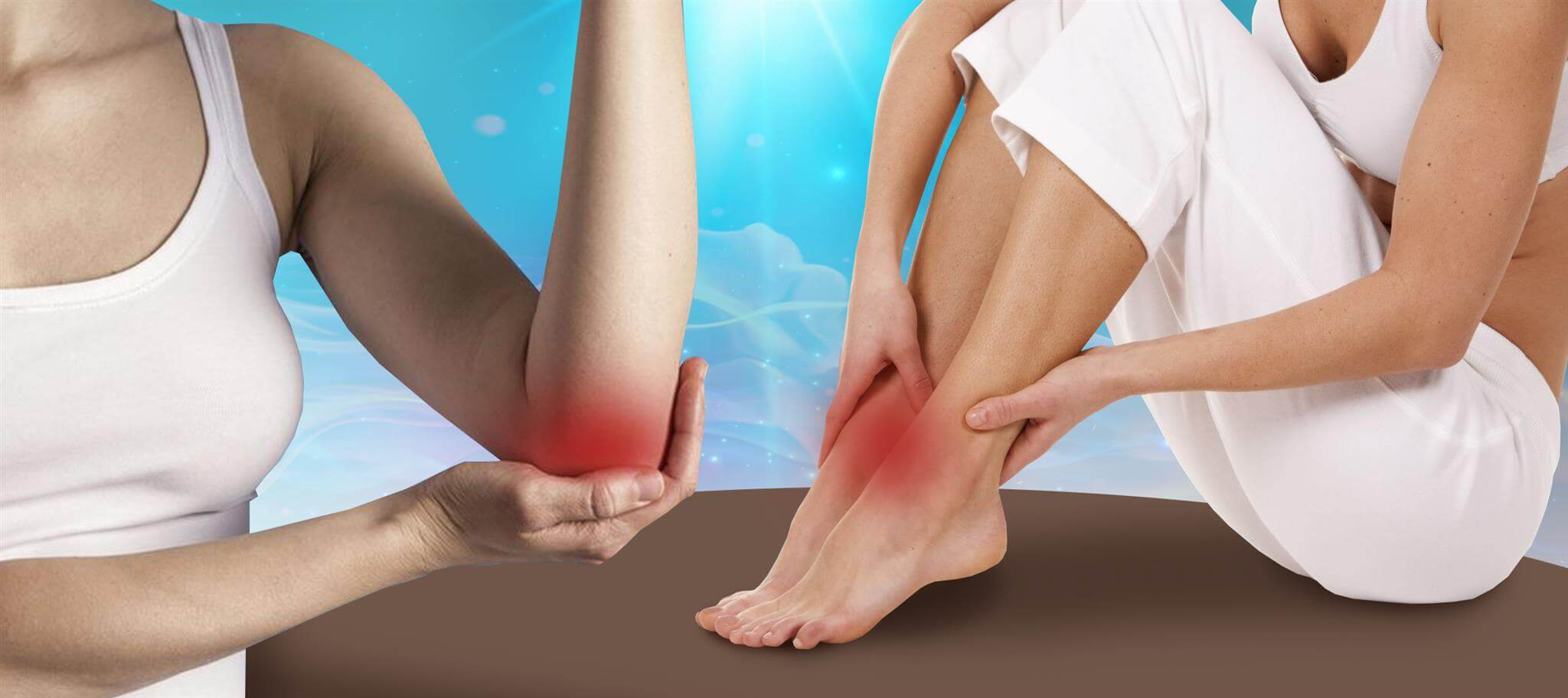 Как избавиться от болей в ногах