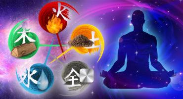5 элементов У-син