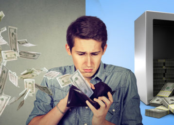 Как перестать терять деньги?