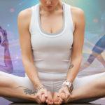 Йога для малого таза. Раскрытие тазобедренных суставов.