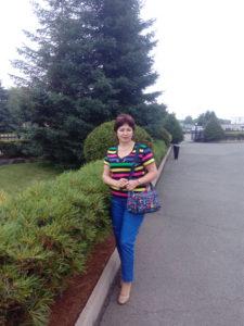 Галина Можаева