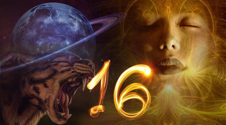 5-Numerologiya Что означает число 16