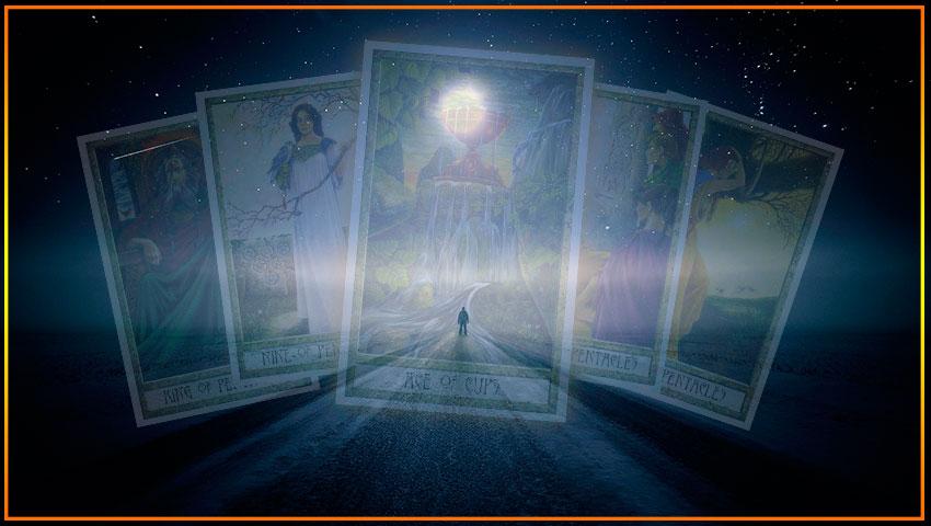 Закон пустоты. Ритуал Таро на создание пустоты для будущего процветания