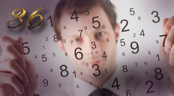 7-3 Значение числа 36 в нумерологии