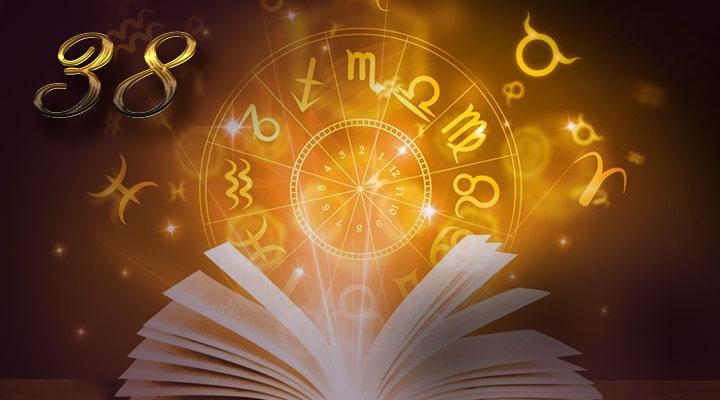 9-3 Значение число 38 в нумерологии