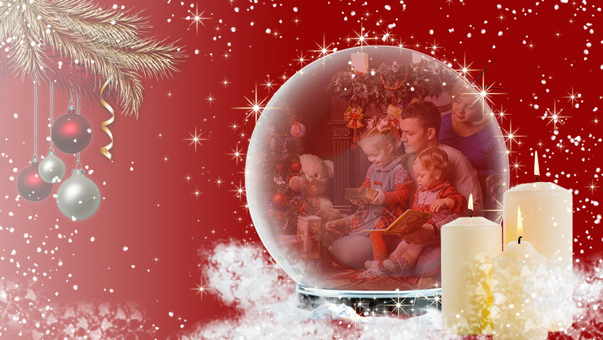 Новогодний ритуал на прощание с проблемами уходящего года