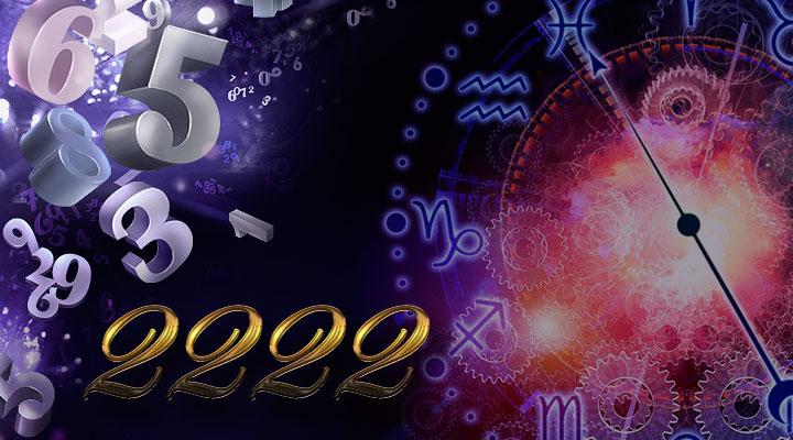 102 Значение числа 2222 в нумерологии
