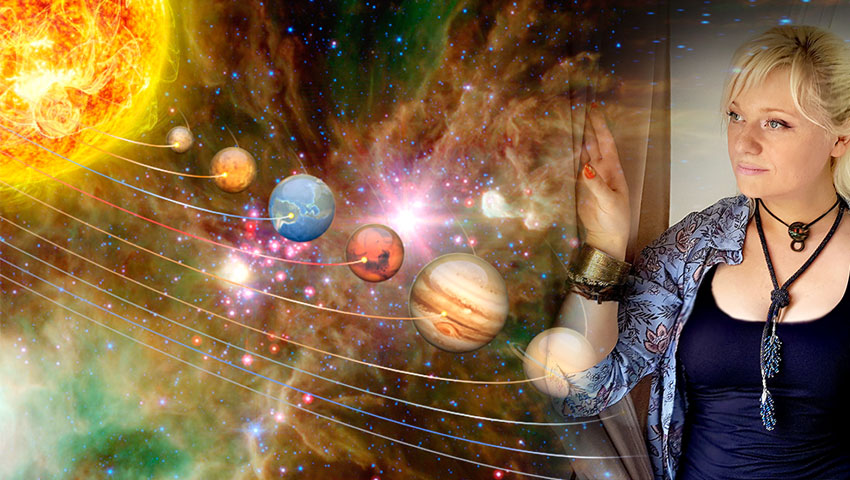 Нумерология планет