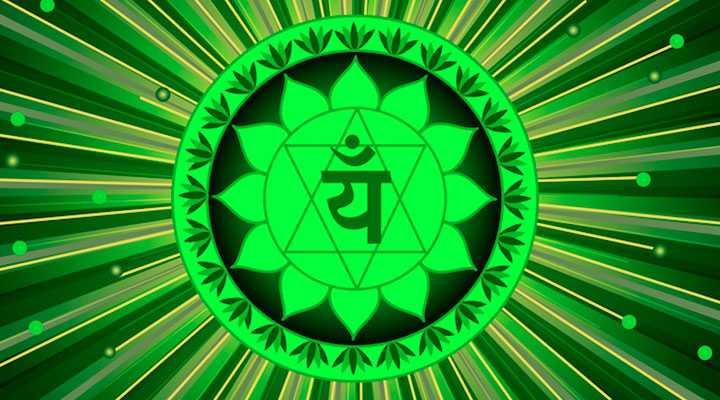 mandala-anahata-chakra Анахата чакра