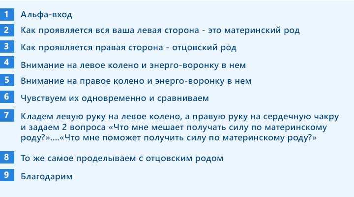26-sila-i-pomoshch-roda-kak-provodit-praktiku.1 Практика «Сила рода» в обережной нумерологии