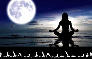 Чандра Намаскар - комплекс упражнений приветствия Луны