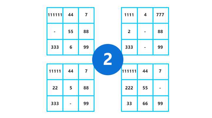 znachenie-dvoek-v-kvadrate-pifagora Трактовка цифр 2 в матрице